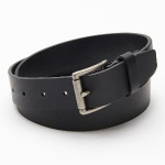 Relic Leather Belt - Men, Size: 34, Black