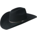 Mens Bailey Western Odell Black