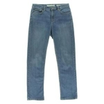 Jones New York Lexington Slimming Classic-Rise Straight Leg Jeans