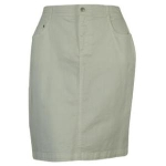 Charter Club Charter Club Womens Denim Skirt